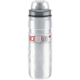Elite Ice Fly Bidon 500ml, clear